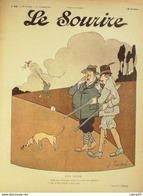 LE SOURIRE-1910-43-HEMARD NAM QUINT HILLY MARTIN DANGON CASEY MARKOUS - 1900 - 1949