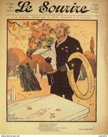 LE SOURIRE-1910-45-BURRET NAM VALERIO FABIANO HEMARD MARKOUS HILLY FALKE SELLIER TED - 1900 - 1949