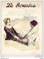 LE SOURIRE-1911- 47-Journal Humoristique-AGHION PAVIS MORISS FALKE FABIANO - 1900 - 1949