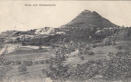 Gruss Vom Hohenstaufen Bei Göppingen Gl1907 #F2303 - Germany
