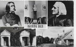 AK 0313  Raiding ( Oberpullendorf ) - Liszt-Museum Um 1950-60 - Museen