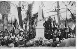 VALOGNES INAUGURATION DU MONUMENT AUX MORTS - Valognes