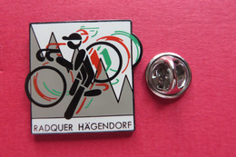 Pin's,Sport,Velo,CYCLOCROSS HÄGENDORF,Cycliste,Bike,SUISSE - Cyclisme