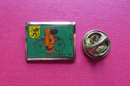 Pin's,Sport,Velo,GMZ VELOCLUB GREIFENSEE,Cycliste,Bike,Suisse - Cyclisme
