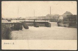 Erstein I. E. (Sélestat-Erstein En Bas-Rhin), Carte Postale De 1904, Neuf - Selestat