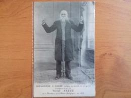 CPA - WASMES - Phénomène à Barbe Unique Au Monde, Victor Preux, Né à Wasmes Près Mons En 1853 - Non Circulée - Mons
