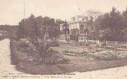 Gironde        1127        L'HERBE.Villa Algérienne Et Son Parc - Autres Communes