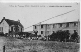 DONVILLE LES BAINS COLONIE DE VACANCES LES CHARDONS BLEUS - France