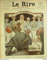 """REVUE """"LE RIRE ROUGE""""-1917-131-PLAISIRS ATHENIENS-LEANDRE,ROUSSAU,PAVIS,GENTY,FA - Libri, Riviste, Fumetti"""