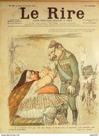 """REVUE """"LE RIRE""""-1899-265-KRUGER -  LEANDRE,ROUBILLE,FAIVRE,BAILLY,AVELOT,CAMERON - Libri, Riviste, Fumetti"""