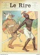 """REVUE """"LE RIRE""""-1911-457-Dessin ROUBILLE OSTOYA PIERLIS PAVIS BERTRAND,GOUSSE - Livres, BD, Revues"""