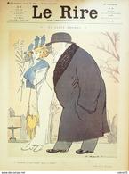 """REVUE """"LE RIRE""""-1911-464-Dessin ROUBILLE GERVESE LABORDE PREJELAN ROUTIER,FLORES - Books, Magazines, Comics"""