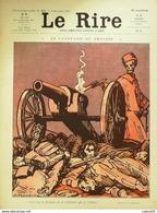 """REVUE """"LE RIRE""""-1912-510-Dessin ROUBILLE DELAW CARDONA GERVESE LUCEIL,PELTIER - Books, Magazines, Comics"""