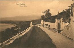 11034247 Taormina Sizilien Rocca Bella Esel  Taormina - Unclassified