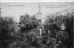 DONVILLE LES BAINS ENCLOS DU SAINT-COEUR DE MARIE - France