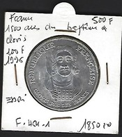 FRANCE ESSAI 100 FRANCS CLOVIS 1996 - France