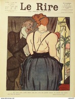 "REVUE ""LE RIRE""-1920- 74-Dessin FALKE GERVESE FABIANO VALLEE NOB NOB ROUSSAU - Books, Magazines, Comics"