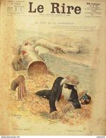 """REVUE """"LE RIRE""""-1925-348-Dessin LEANDRE VARE,GERBAULT,NOB,ROUSSAU,RAB,MIRANDE - Libri, Riviste, Fumetti"""