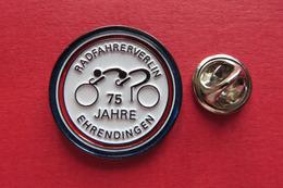 Pin's,Sport,Velo,RADFAHRERVEREIN EHRENDINGEN,Cycliste,Bike,Suisse,limité - Cyclisme