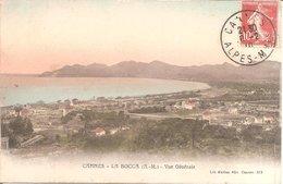CANNES - LA BOCCA (06) Vue Générale En 1910 - Cannes