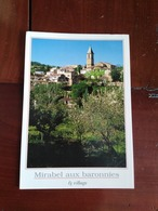 26 - Mirabel Aux Baronnies - Vue Lointaine - France