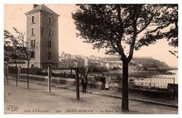 Saint Servan - Le Phare Des Bas Sablons - France