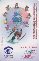 ESLOVAQUIA. IV.European Winter Olympic Youth Days. A 111, 02/99 ST. (038) - Jeux Olympiques
