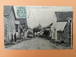 Environs De Champlitte Pierrecourt - Francia
