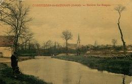 LOIRET  CORBEILLES DU GATINAIS  Le Maupas - France