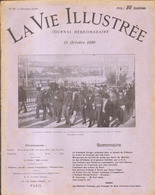 """LA VIE ILLUSTREE N° 52  De 1899  """" LA GREVE DU CREUSOT """" - Livres, BD, Revues"""