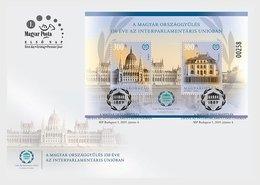 Hongarije / Hungary - Postfris / MNH - FDC Sheet 130 Jaar Hongaars Parlement 2019 - Hongarije