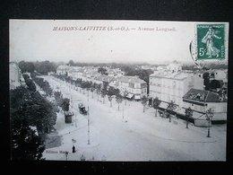 MAISONS LAFFITTE AVENUE LONGUEIL - Maisons-Laffitte