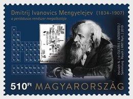 Hongarije / Hungary - Postfris / MNH - Periodiek Systeem 2019 - Hongarije
