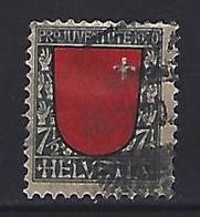 Switzerland 1920  Pro Juventute (o)  Mi.153 - Used Stamps