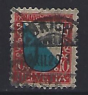 Switzerland 1920  Pro Juventute (o)  Mi.154 - Used Stamps