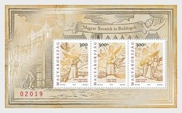 Hongarije / Hungary - Postfris / MNH - Sheet Hongaarse Heiligen 2019 - Hongarije
