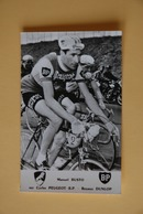 CYCLISME: CYCLISTE : MANUEL BUSTO - Cyclisme