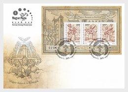 Hongarije / Hungary - Postfris / MNH - FDC Sheet Hongaarse Heiligen 2019 - Hongarije