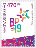 Hongarije / Hungary - Postfris / MNH - WK Pentathlon 2019 - Hongarije