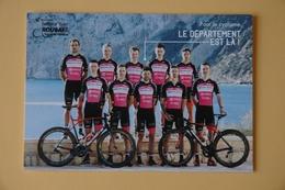 CYCLISME: CYCLISTE : GROUPE NATURA EVER VC ROUBAIX - Cyclisme