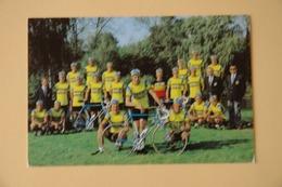 CYCLISME: CYCLISTE : GROUPE IJSBOERKE - Ciclismo