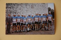 CYCLISME: CYCLISTE : GROUPE SPLENDOR - Cyclisme