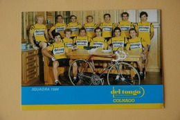 CYCLISME: CYCLISTE : GROUPE DEL TONGO - Ciclismo