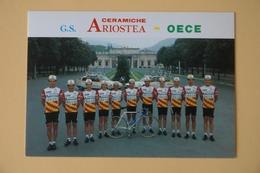 CYCLISME: CYCLISTE : GROUPE ARIOSTEA - Cyclisme