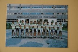CYCLISME: CYCLISTE : GROUPE SPORTING PORTUGAL - Cyclisme