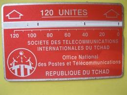 Télécarte Du Tchad - Tsjaad
