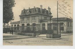 PARIS - XIIème Arrondissement - La Gare De REUILLY - Arrondissement: 12