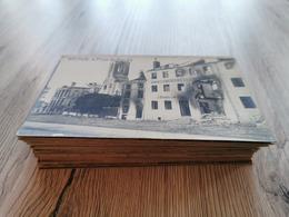 Belgien LOT Nachlass 78 Postkarten Fotokarten- Feldpost Flandern Spa Hollebeke Menen ....  (1914-1918) - Guerre 1914-18