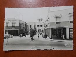 Carte Postale  - MAROC - Agadir - Rue Nicolas Paquet - Entrée De L'Hôtel Marhaba (3424) - Agadir
