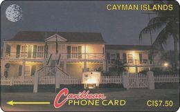 Cayman Island Phonecard Building - Kaimaninseln (Cayman I.)